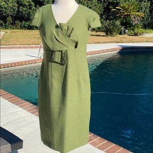 Juliana Taylor vintage style short sleeve dress